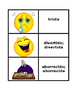 Adjectivos (Portuguese Adjectives) Concentration games
