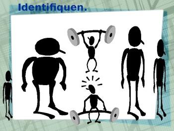Adjetivos (Spanish Adjectives) Contrarios PowerPoint