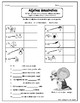 Adjetivos práctica Spanish Adjectives practice pages and poster