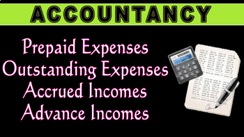 Adjustments in Accounting | Adjusting Entries | Letstute Accountancy