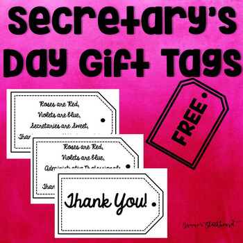 Administrative Professionals/ Secretary's Day