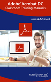 Adobe Acrobat DC Classroom Training Curriculum