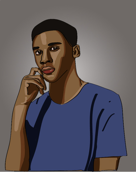 Adobe Illustrator CC: Comic Style Illustration from Photo, with Screenshots