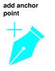 Adobe Illustrator Pen Tool Reference Poster