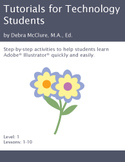 Adobe Illustrator Tutorial eworkbook - Level 1