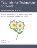 Adobe Illustrator Tutorial CS3 eworkbook - Level 1