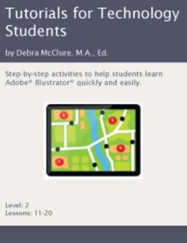 Adobe Illustrator Tutorial CS3 eworkbook - Level 2