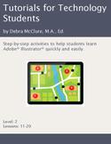 Adobe Illustrator Tutorial eworkbook - Level 2