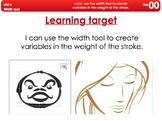 Adobe Illustrator: Width Tool