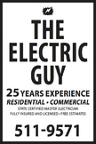 Adobe InDesign - Formatting Type Exercise - The Electric Guy