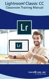 Adobe Lightroom Classic CC Classroom Training Curriculum