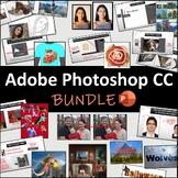 Adobe Photoshop CC: 13 Lessons BUNDLE (PowerPoint)