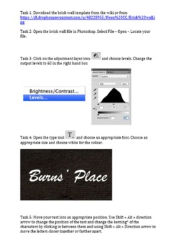 Adobe Photoshop Projects