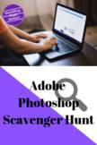 Adobe Photoshop Scavenger Hunt