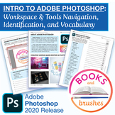 Adobe Photoshop Tools Identification Worksheets