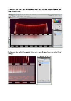 Adobe Photoshop Tutorial: Removing backgrounds