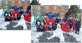 Photoshop Tutorial: Add Animated Falling Snow