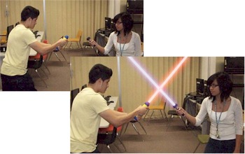 Photoshop Tutorial: Creating a Glowing Lightsaber