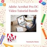 Adobe Pro DC Tutorial Bundle