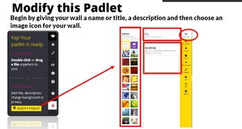 Adobe Slate  & Padlet: Just the Facts