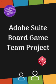 Adobe Suite Board Game Team Project
