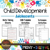 Adolescents - Interactive Note-taking Activities