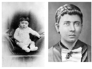 Adolf Hitler Starter Baby Picture