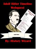 Adolf Hitler Timeline Webquest