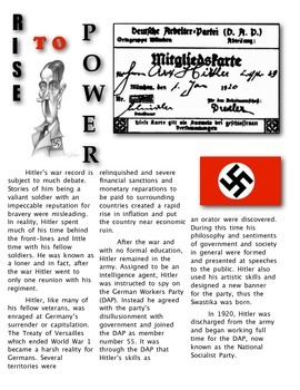 Adolf Hitler w/key