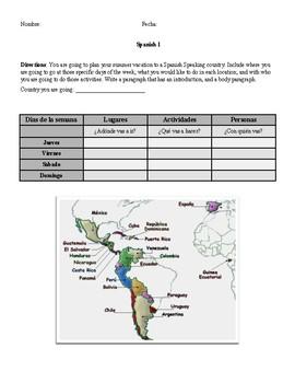 Spanish interrogative words: Adónde vas?