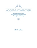 Adopt A Composer - Teaching Research Skills through Elementary Music History
