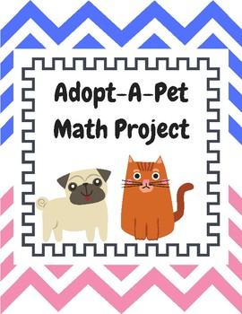 Adopt-A-Pet Math Project