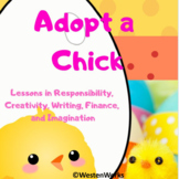 Adopt a Chick Writing and STEAM Challenges