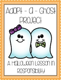Adopt - a - Ghost Activity Packet