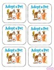 Adopt-a-Pet Informational Brochure Pet Project (McGrawHill