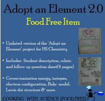 Adopt an Element 2.0
