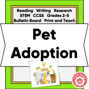 Adopting A Pet: Animal Research STEM