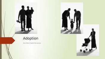 EFL Discussion:  Adoption