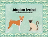 Adoption Central: Animal Shelter Simulation Card Game
