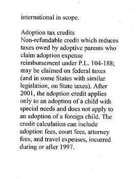 Adoption Lecture