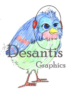 Adorable Bird Graphics and clip art
