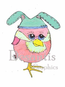 Adorable Bird Graphics and clip art