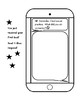 Adorable Cell Phone Activity for Primary Grades