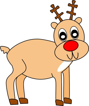 Adorable Christmas Clip Art - 48 images for Personal and Commercial Use
