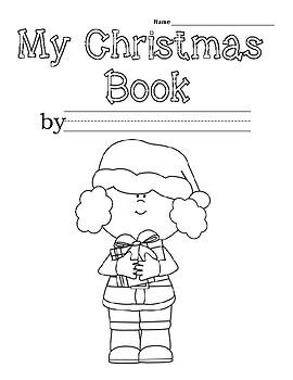 Creative Writing Christmas Book - Bundle
