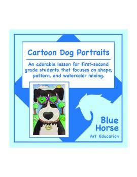 Adorable Dog Portraits
