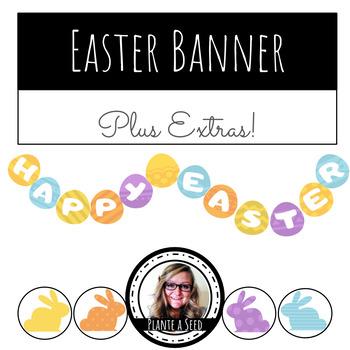 Adorable EASTER Banner!