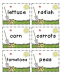Adorable Garden Labels