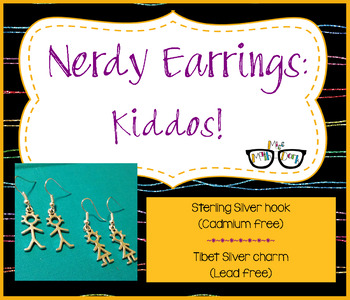Adorable Kiddo Earrings!