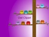 Adorable Owl Clipart